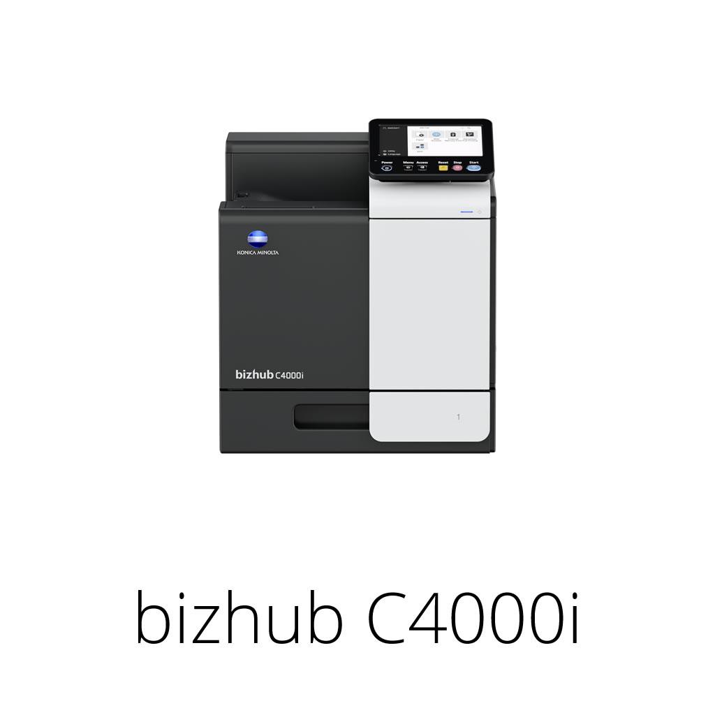 bizhub C4000i